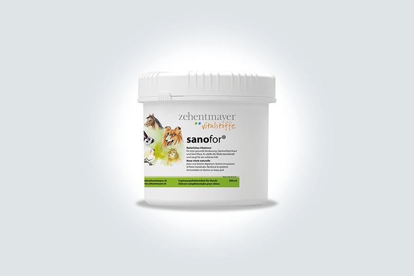 sanofor® 500 g – Natürliches Vitalmoor
